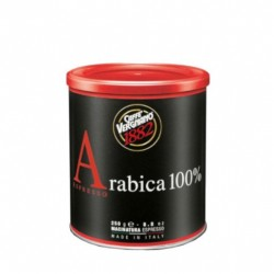 Vergnano 100% Arabica...